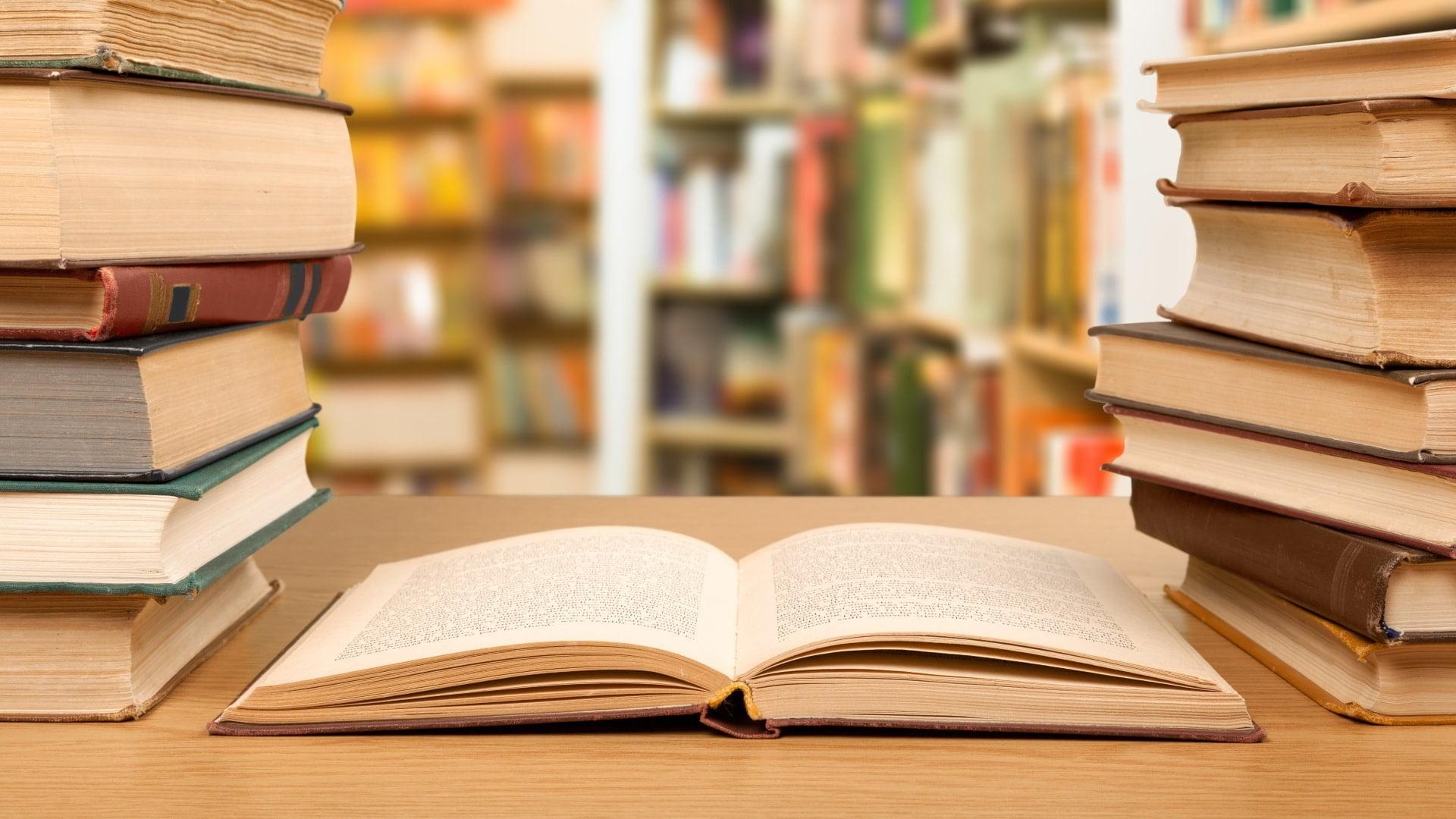 Finns det inga böcker om försäljning
