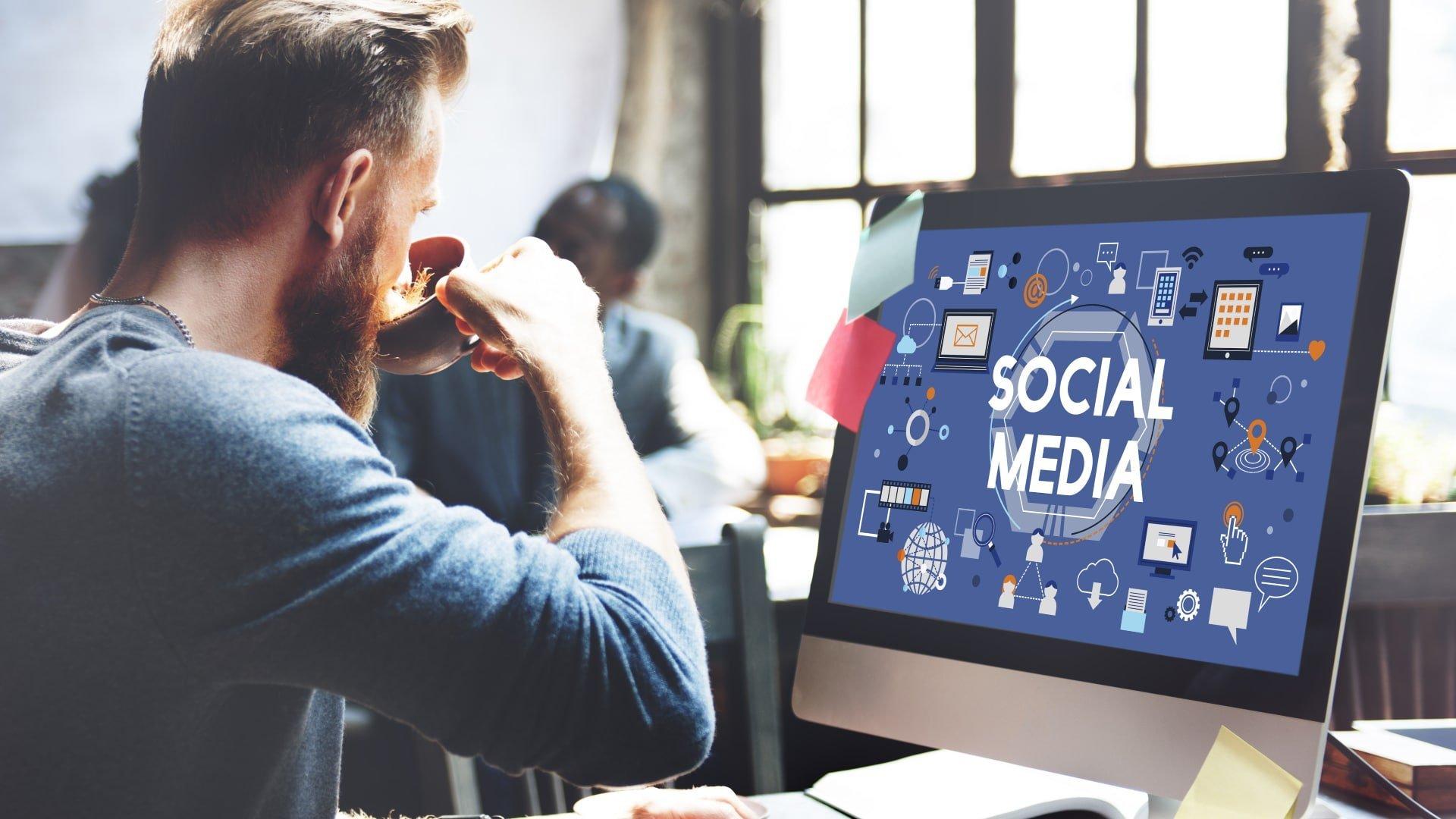 Försäljning och sociala medier idag