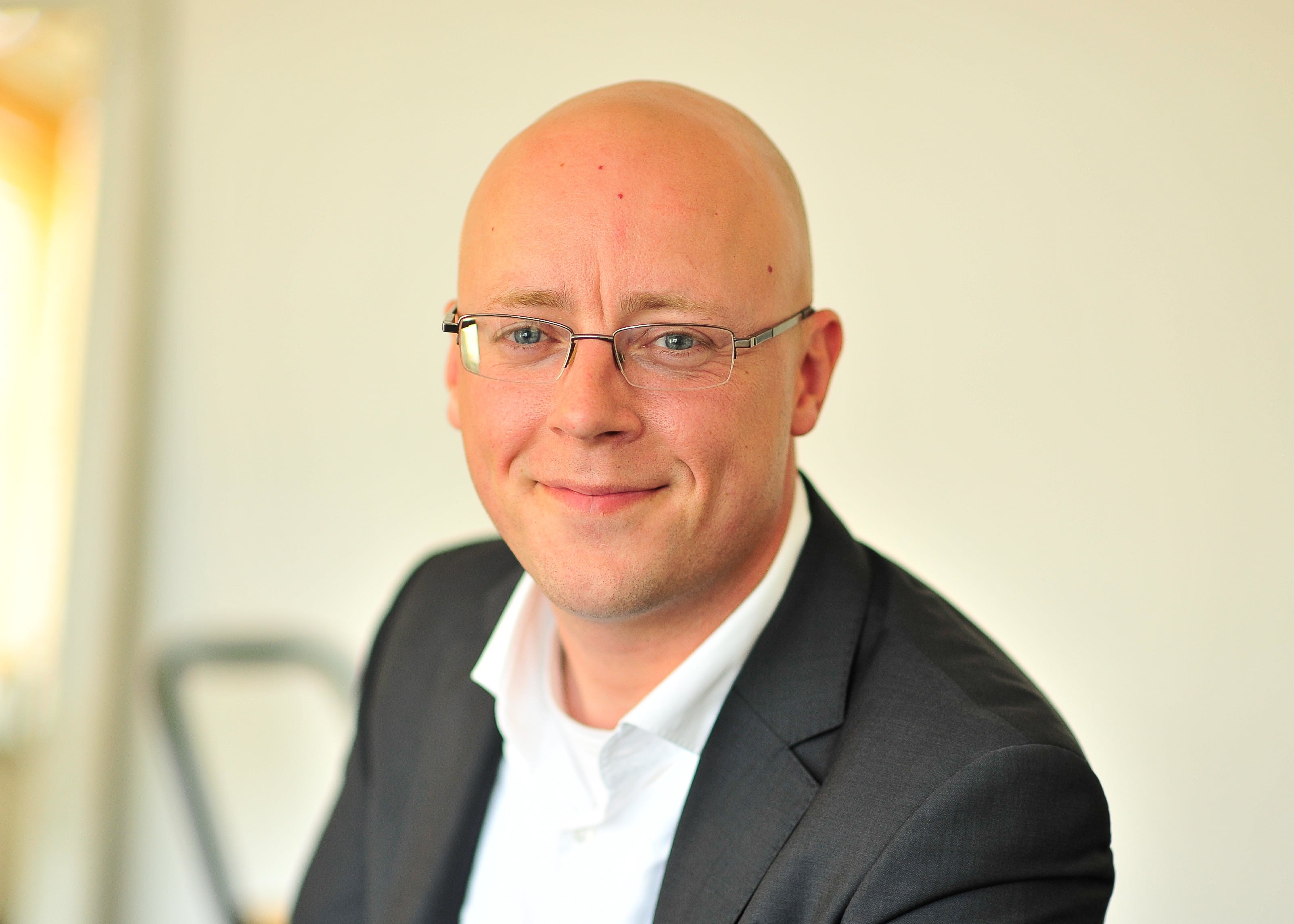 Patrik Nordkvist Försäljningschefen