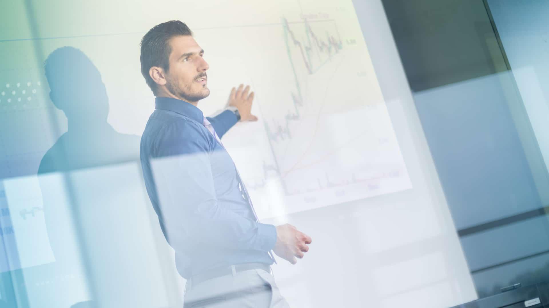 Lyckas med din presentation Försäljningschefen