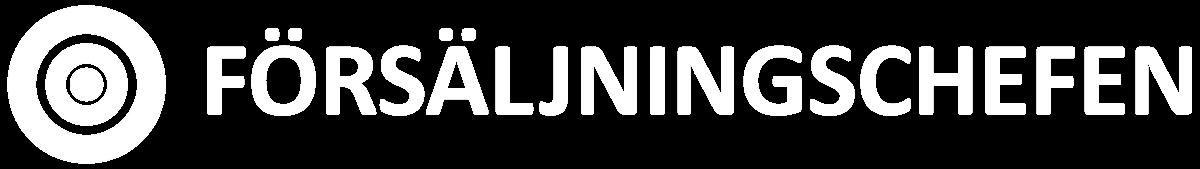 Försäljningschefen Logotype