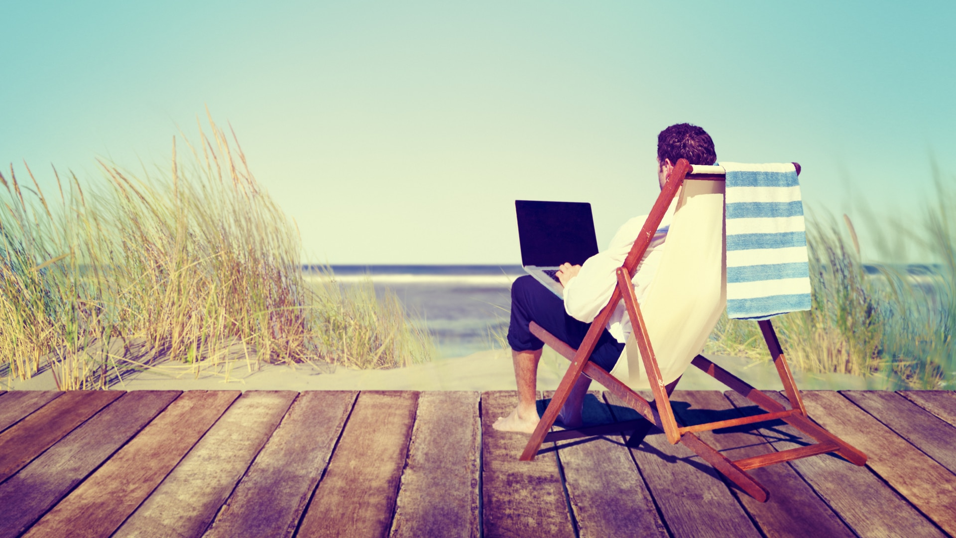 Jobba med försäljning under sommar semester