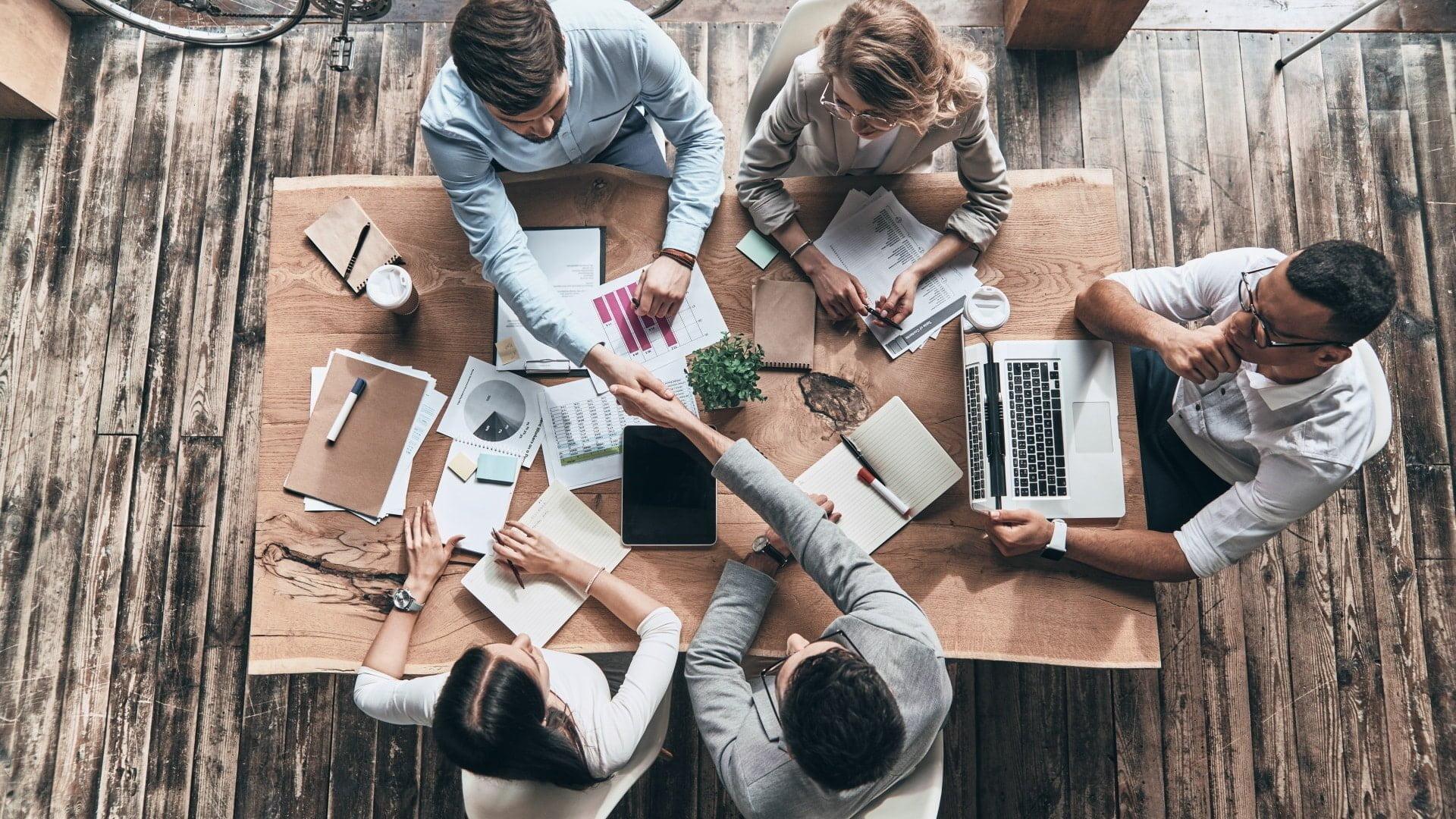 utbildning i förhandling och affärsförhandling Försäljningschefen