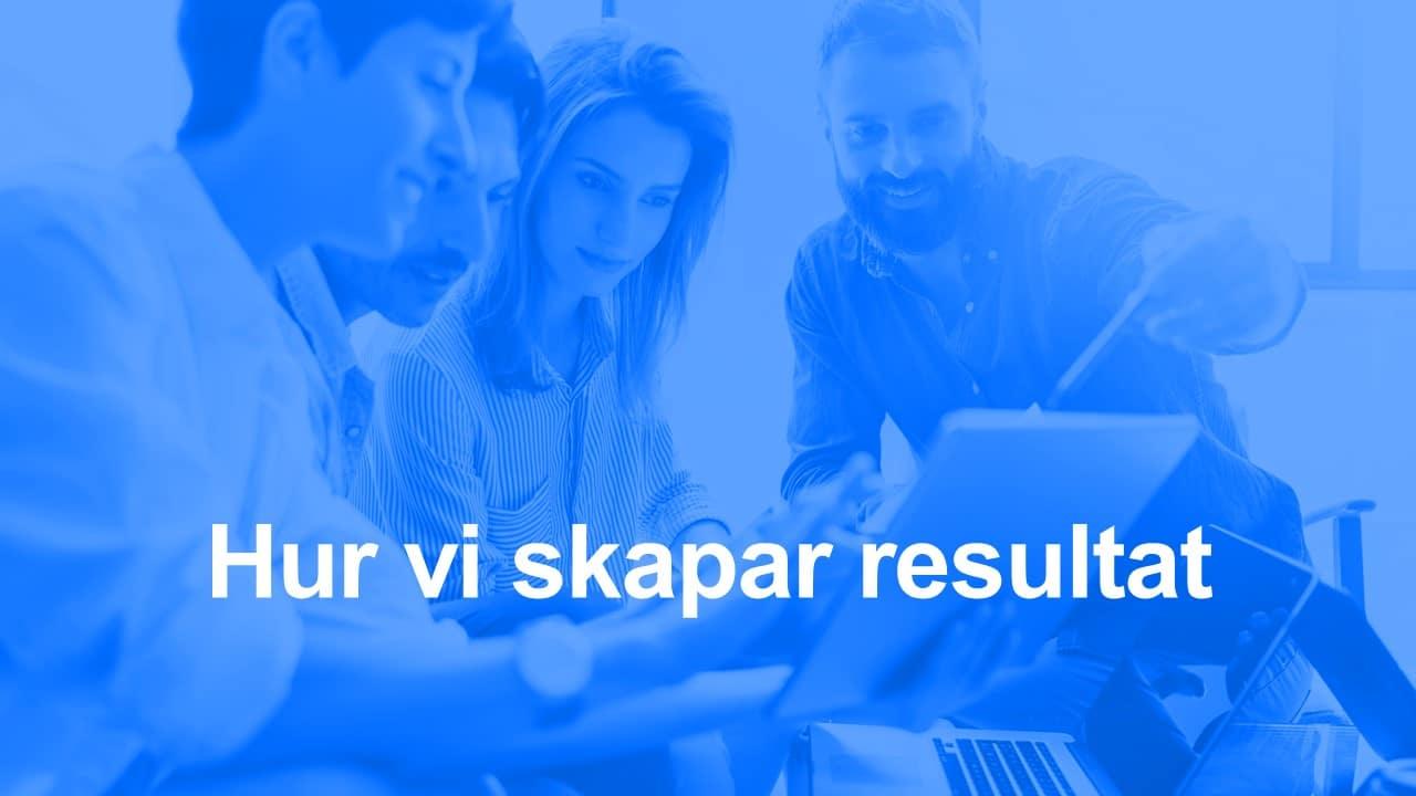 Försäljningschefen Säljutbildning Hur vi skapar resultat