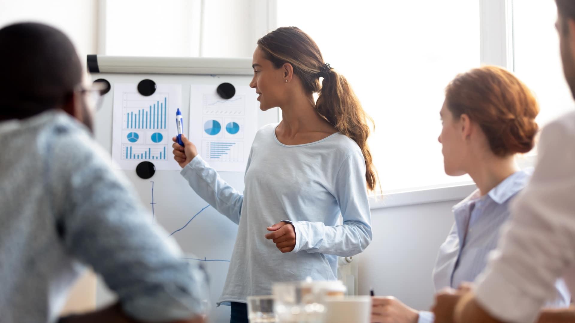 Utbildning i säljeffektivitet och säljplanering Försäljningschefen Säljutbildning